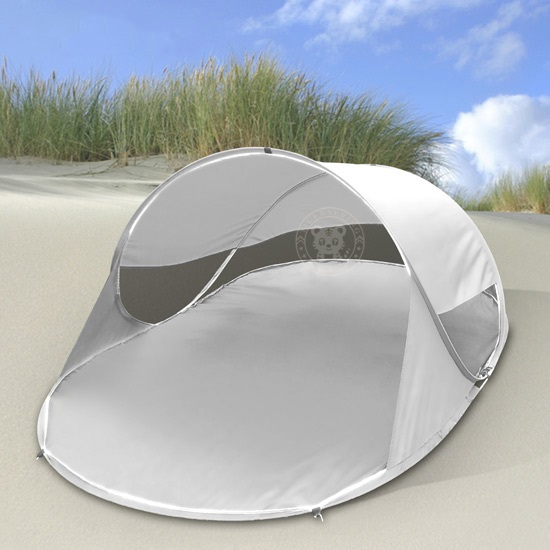 This 2-person pop-up tent is quick and easy to set up. Bring it on your next trip to the beach or even picnic. This tent is ready to pop-up anywhere and can ... & wind proof beach tent sun protection beach tent