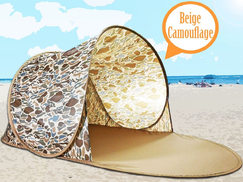 wind proof beach tent