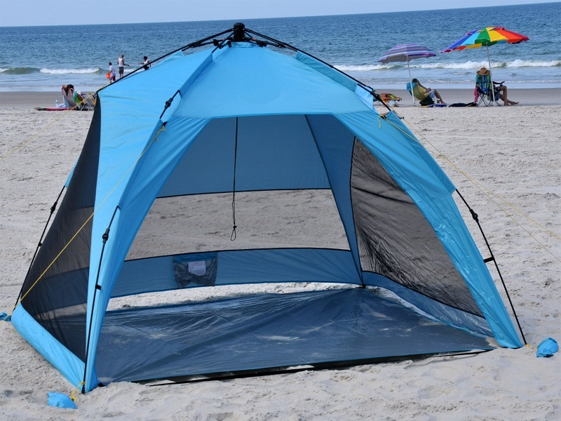 Baby pop up beach tent