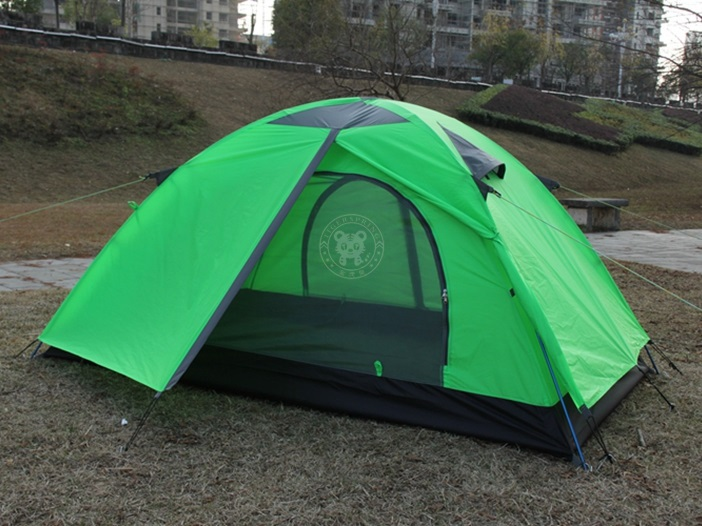 Rainproof Lover Tent Easy Folding Camping Tent