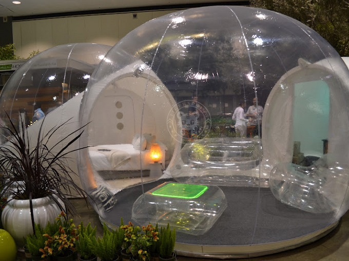 Custom Inflatable Tent Inflatable Bubble Lodge