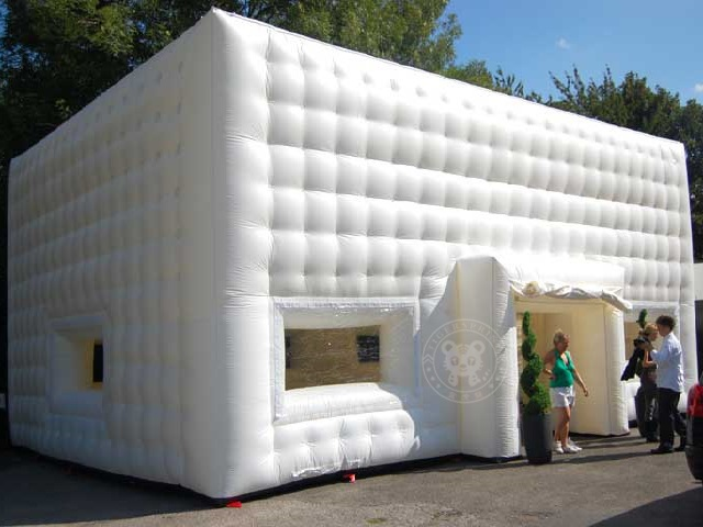 Inflatable tent become more and more popular all over the world. we have all types of uses tent including exhibition concert weddingc&ing ... & inflatable cube tent promotional inflatable tent