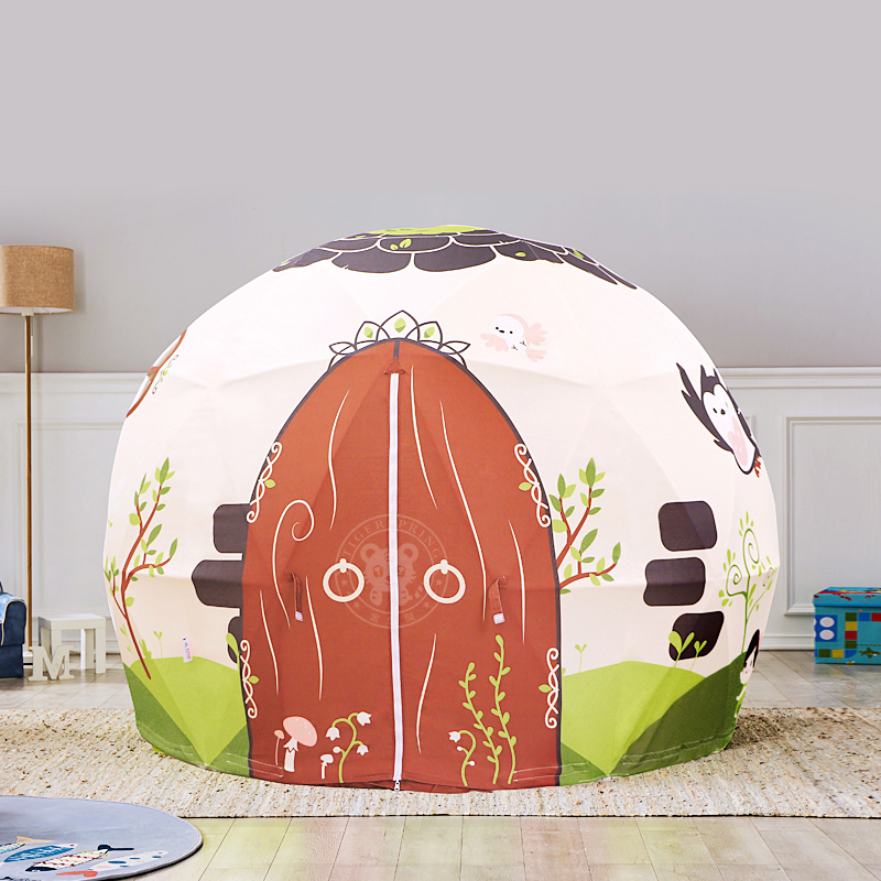 buy popular 975a0 f5da4 kids play tent kids play house indoor play tent dome tent ...