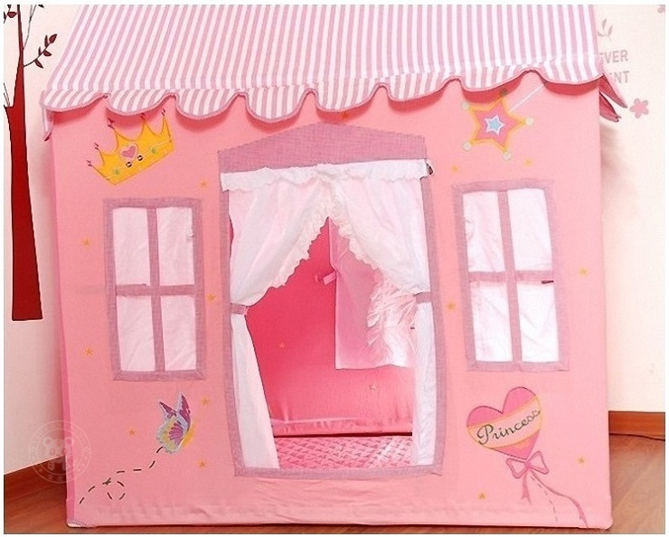 The beautiful Fairy Playhouse will provide hours of pretend play fun for girls and their friends. It can be used both indoors and outdoors and can ...  sc 1 st  c&ing tent safari tent bell tent mongolian yurt tent roof top tent & fairy playhouse tent kids play tent sale