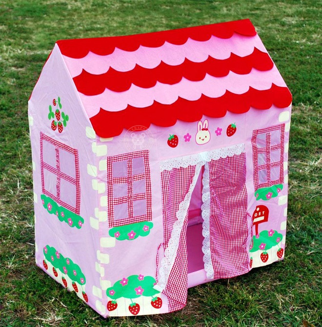 & children playhouse tent kids play tent house
