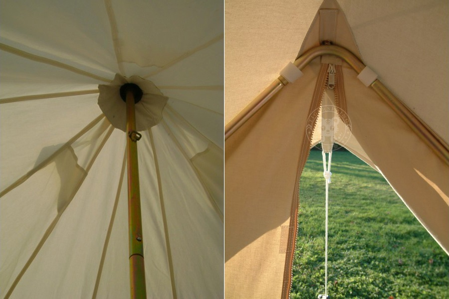 Our fantastic Bell Tent will be the envy of many of your friends and fellow c&ers. & bell tent bell tentcanvas bell tent