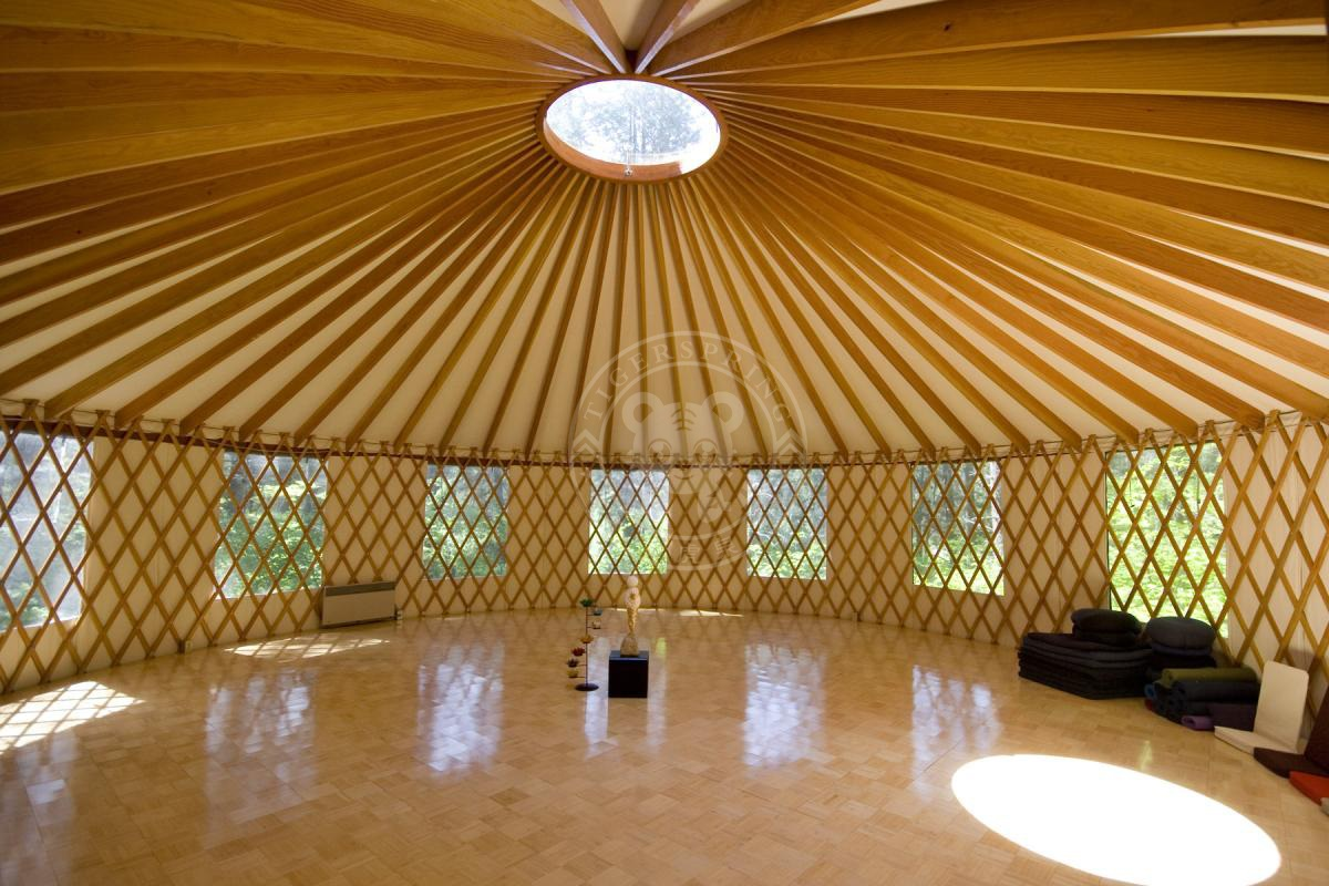 Yurts are much stronger and more weather-resistant than tents. Whatu0027s more c&ing does not have to be limited to a summertime activity when you are doing ... & yurt tent mongolian yurt tent nomadic yurt tent