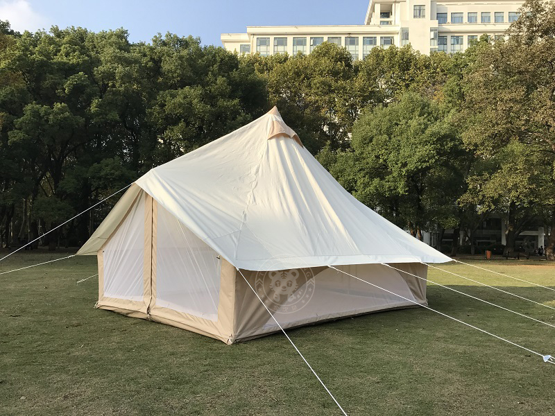 safari bell tent & 4m bell tent safari bell tent family camping tent outdoor ...