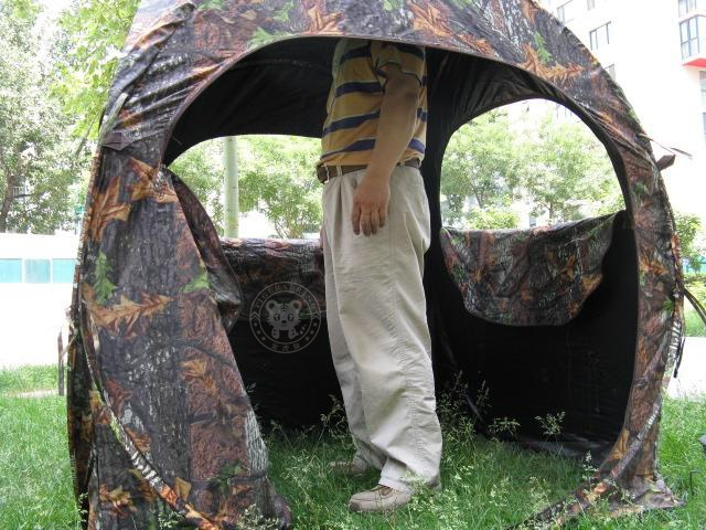 Hunting Blind Tent Camo Hunting Blind Tent