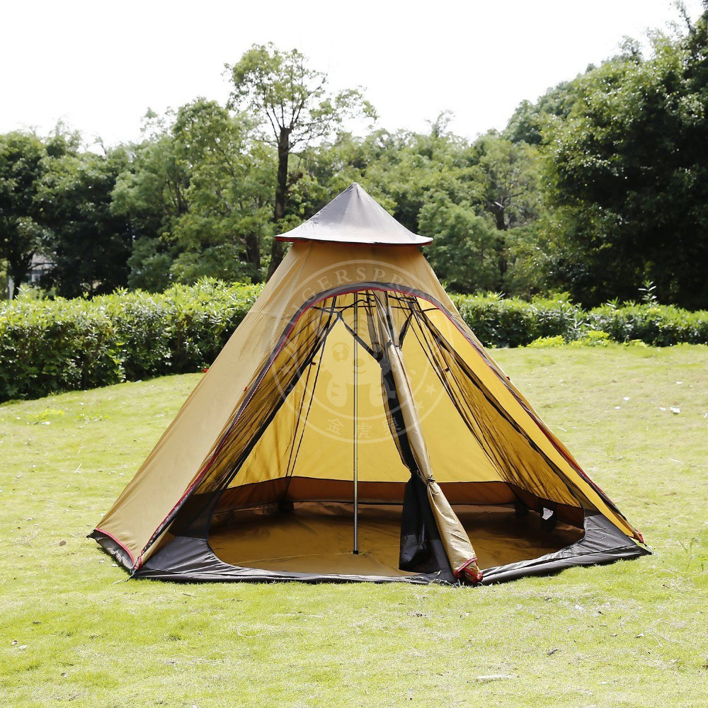 info for 6bc56 362d6 Double Layers Teepee Tent Luxury Indian tipi tent Yurt ...