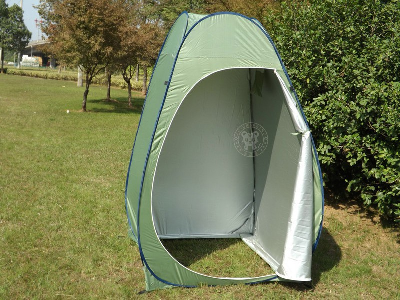 Pop up folding changing dress tent instant open without building waterproof 800mm anti UV lightweight easy to carry. & pop up changing dress tent outdoor shower tent